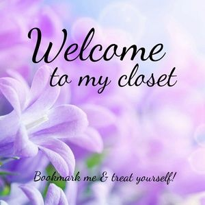 🌸Welcome To My Closet & Bookmark Me🌸